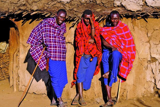 Tanzanie.