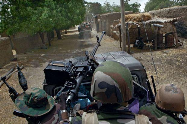 Mètre par mètre, l'armée reprend du territoire à Boko Haram.