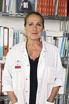 Véronique Vasseur, ex-médecin chef à la Santé.