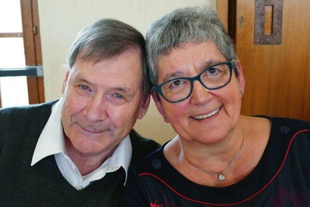 Georgette Rabaste n'a pas pu dire adieu à son mari, Daniel, emporté en quarante-huit heures.