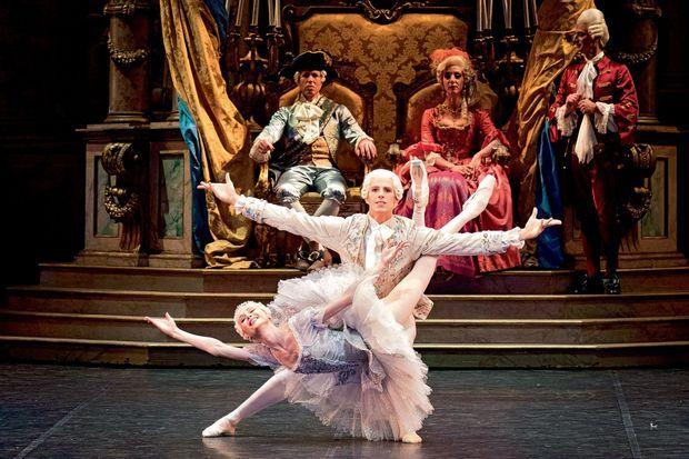 Le 25 mai, sur la scène de la Scala de Milan, Svetlana Zakharova, la « Belle » de Germain Louvet, est l'une des plus grandes danseuses du monde.