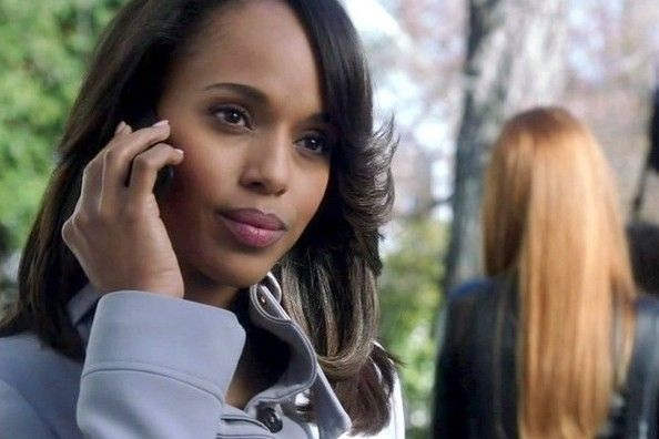 Kerry Washington incarne Olivia Pope dans «Scandal»