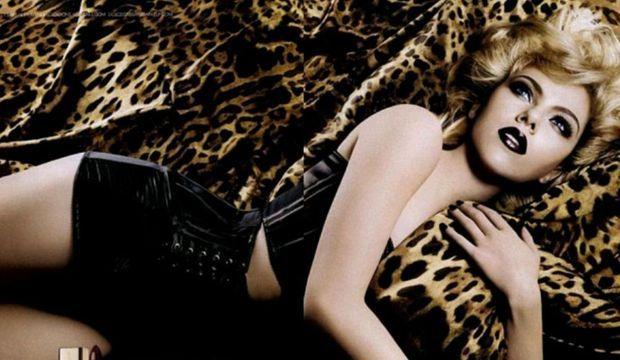 Scarlett Johansson D&G