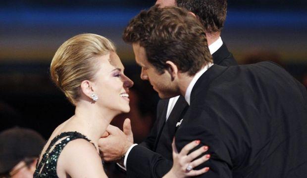 Scarlett Johansson et Ryan Reynolds-
