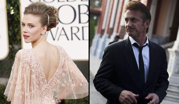 Scarlett Johansson et Sean Penn montage-
