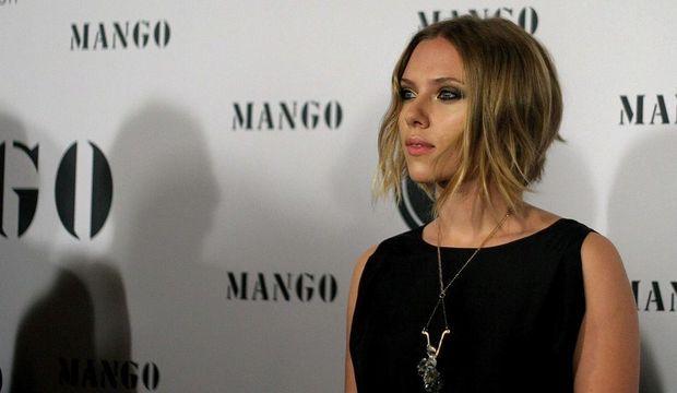 Scarlett Johansson-Mango, Scarlett Johansson