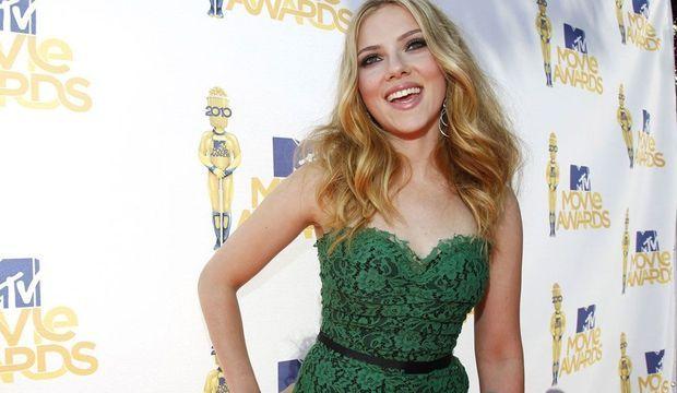 Scarlett Johansson-