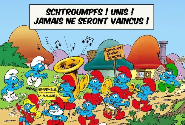 Schtroupf Quebec-