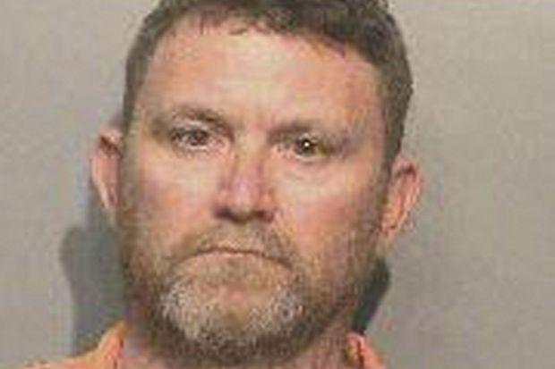 Scott Michael Greene est le suspect appréhendé par la police mercredi après le meurtre de deux policiers.