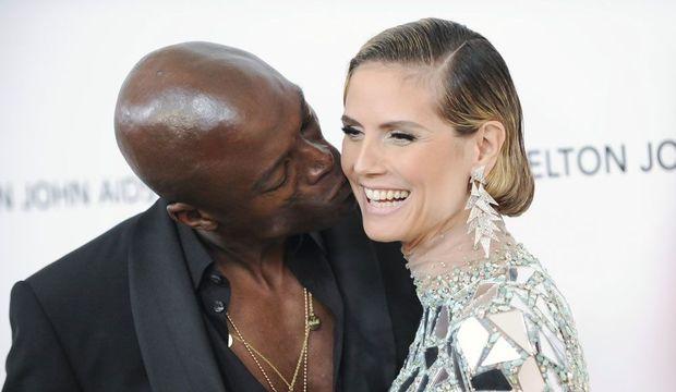 Seal et Heidi Klum -