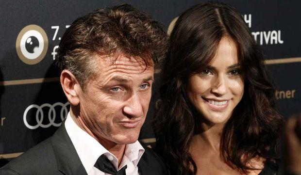 Sean Penn et Shannon Costello-