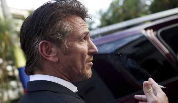 Sean Penn -
