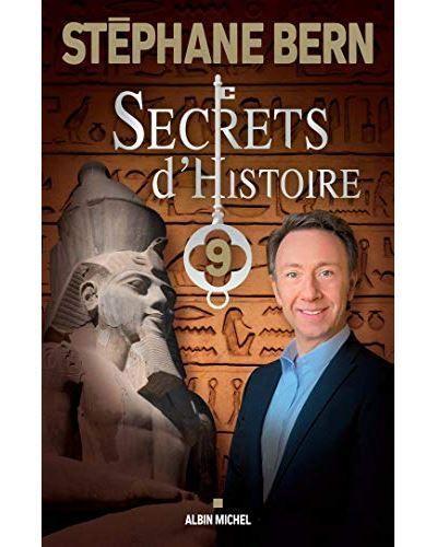 """""""Secrets d'Histoire 9"""", en vente le 30 octobre 2019."""