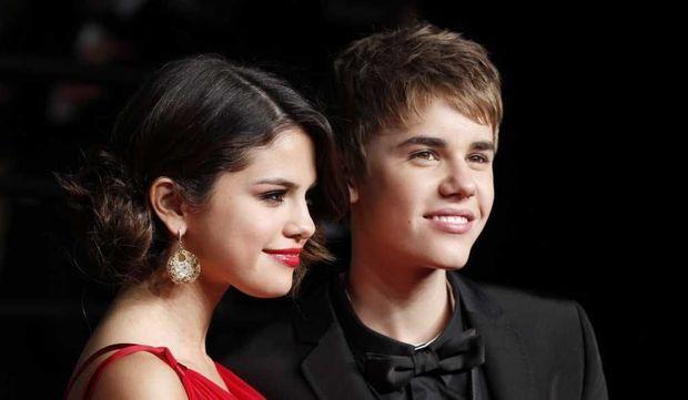 Selena Gomez, Justin Bieber-