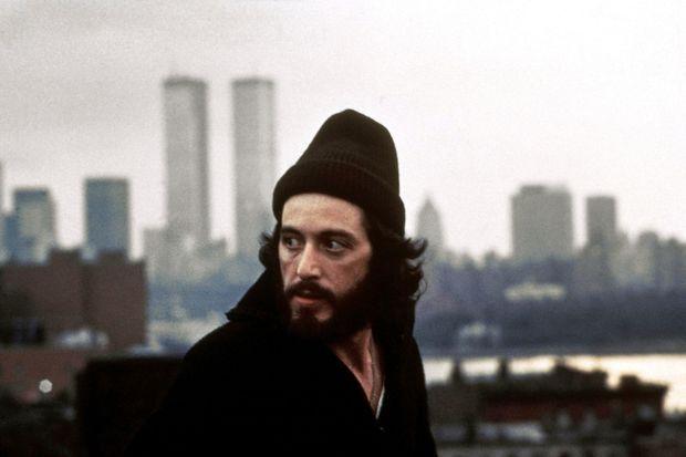 Al Pacino en Frank Serpico, dans le film de Sidney Lumet.