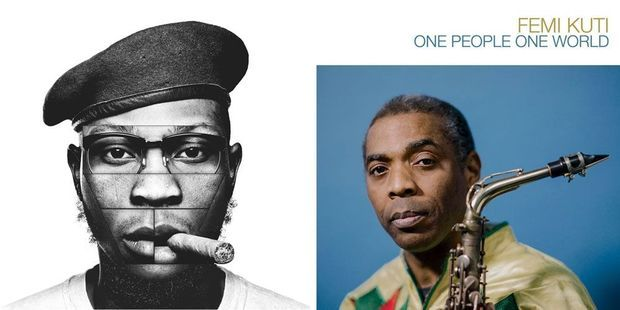 Seun Kuti, « Black Times » (Strut Records). Femi Kuti, « One People, One World » (Partisan / Knitting Factory).
