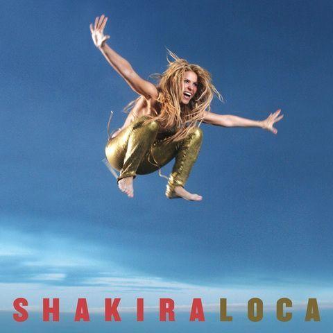 Shakira Couverture du single Loca (attention mauvais format)-
