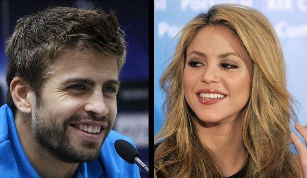 Shakira, Gerard Piqué-