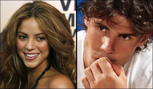 Shakira/Rafael Nadal-