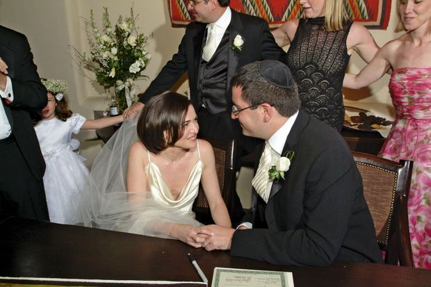 Le 17 avril 2004, à 34 ans, Sheryl Kara Sandberg épouse en secondes noces David Bruce Goldberg, alors vice-président de Yahoo !, au Boulder Resort de Carefree, dans l'Arizona.