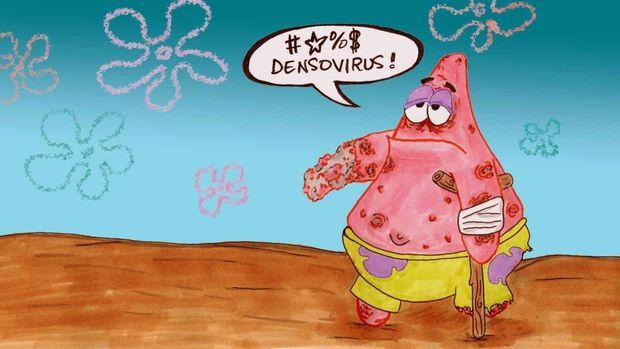Sick-Patrick