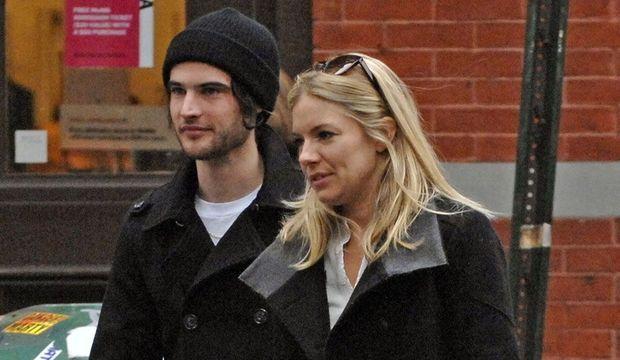 Sienna Miller et Tom Sturridge-