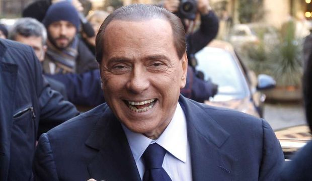 Silvio Berlusconi-