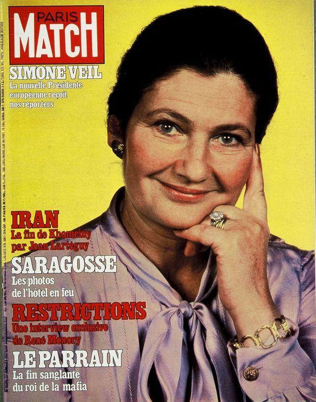 La couverture de Paris Match du 27/07/1979