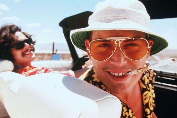 Johnny Depp dans «Las Vegas Parano»