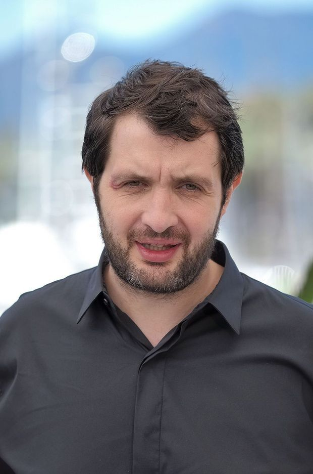 Karim Leklou au Festival de Cannes en juillet 2021