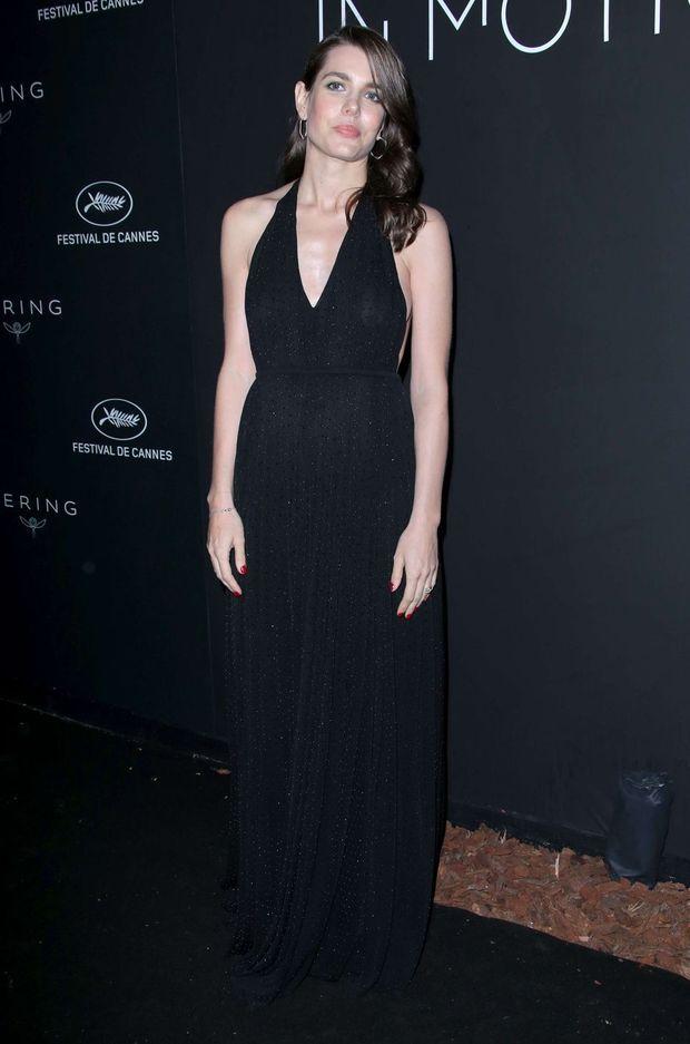 Charlotte Casiraghi à Cannes, le 13 mai 2018