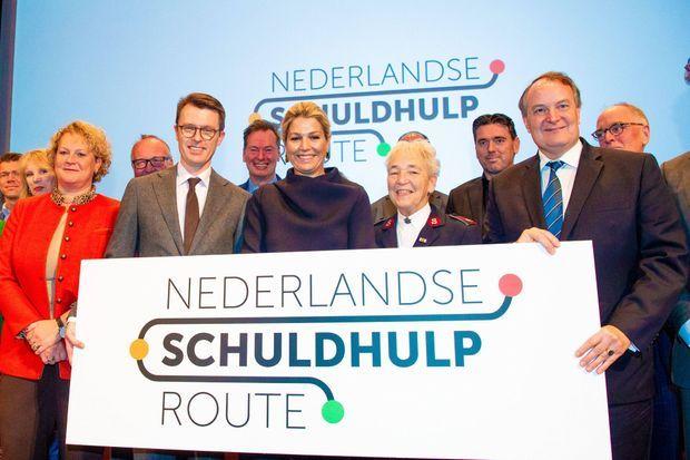La reine Maxima des Pays-Bas à Bois-le-Duc, le 30 octobre 2019