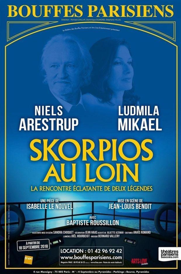 """""""Skorpios au loin"""""""