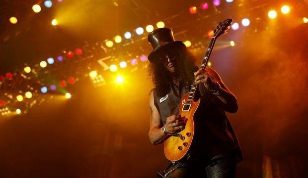 Slash Guns n'Roses-