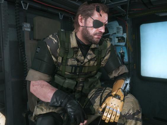Snake le personnage de Metal Gear Solid