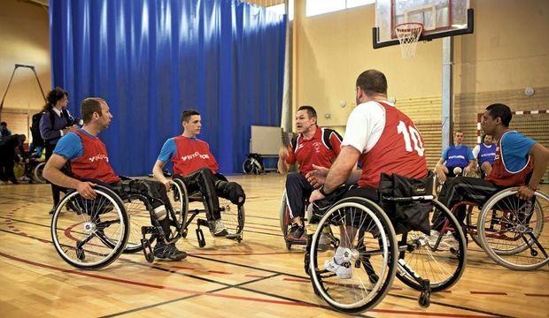 Soldats Blessés Sport handicap-