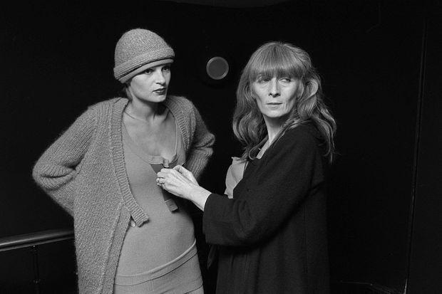 Sonia Rykiel dans les années 1970