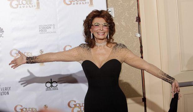 Sophia Loren-