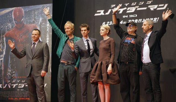 Spider-Man tisse sa toile à Tokyo (4)-