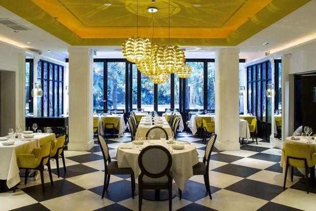 """Le restaurant de Yannixk Alleno, le """"Stay""""."""