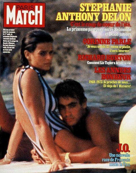 Stephanie Anthony Delion Couv Match-