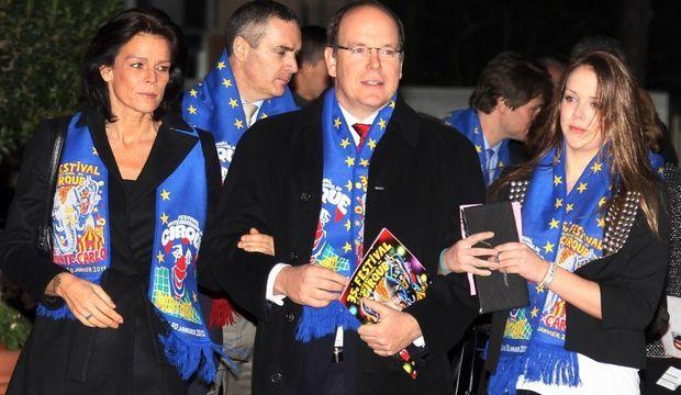 Stéphanie de Monaco, Albert de Monaco, Pauline Ducruet-
