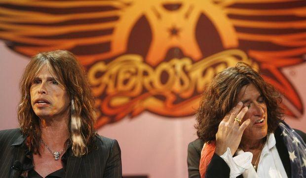 -Steven Tyler Aerosmith--Steven Tyler Aerosmith