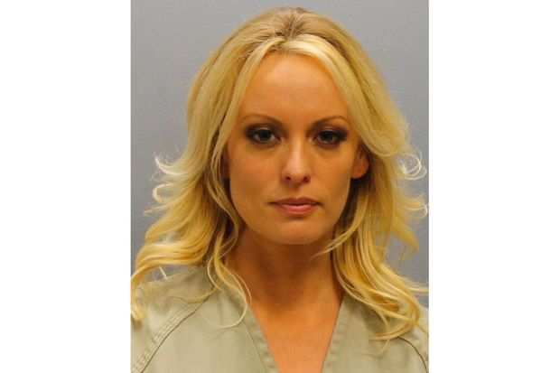 Stormy Daniels a été arrêtée le 11 juillet, dans l'Ohio.