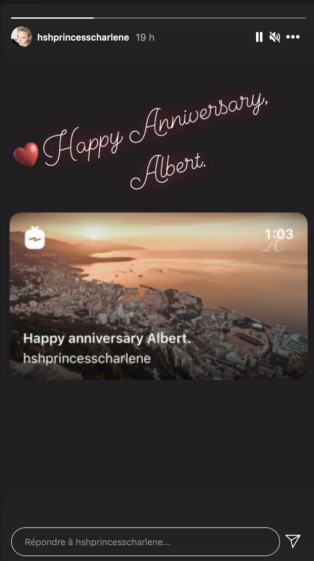 Story Princesse Charlene Monaco