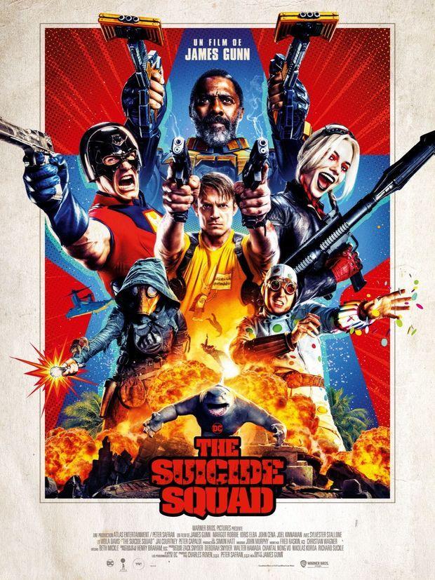 «The Suicide Squad», sortie mercredi 28 juillet 2021