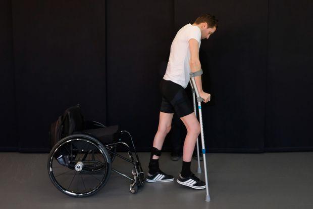 Gert-Jan Oskam, 35 ans, victime d'un accident de vélo en 2011