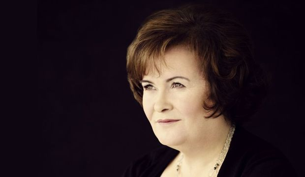 Susan Boyle cover gift-