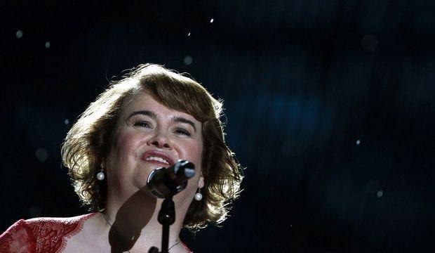 Susan Boyle-