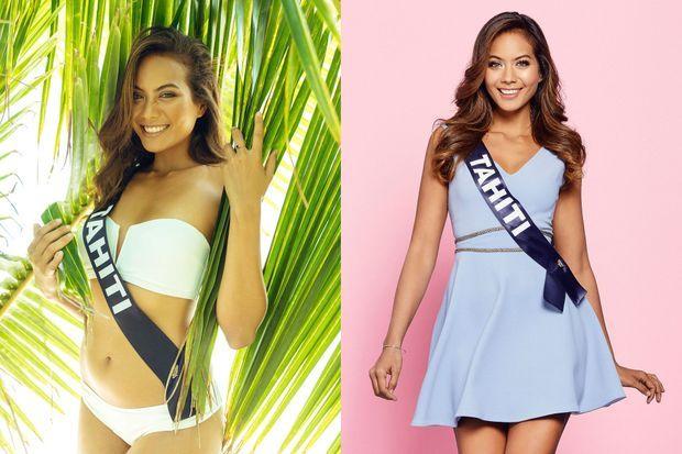 Vaimalama Chave, Miss Tahiti 2019